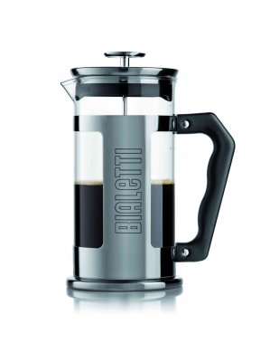 French press espresso kaffe bryggare induktion